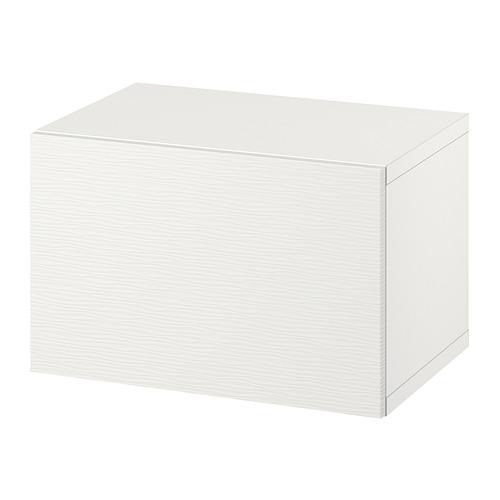 BESTÅ - 上牆式貯物組合, 白色/Laxviken   IKEA 香港及澳門 - PE847347_S4