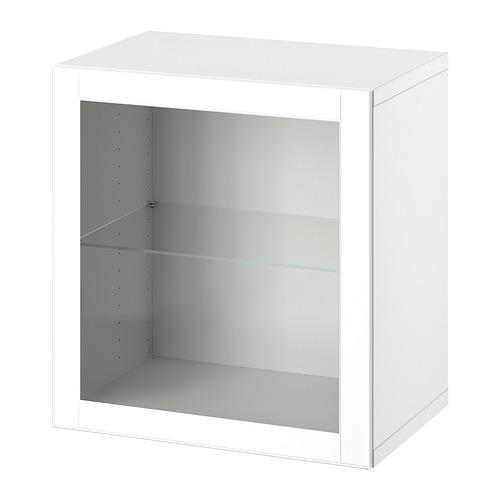 BESTÅ - 上牆式貯物組合, white/Smeviken white   IKEA 香港及澳門 - PE847349_S4