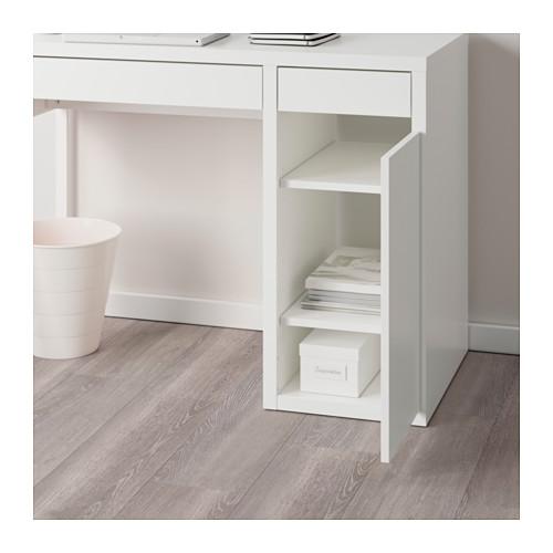 MICKE - desk, width 105 x depth 50cm, white | IKEA Hong Kong and Macau - PE602581_S4