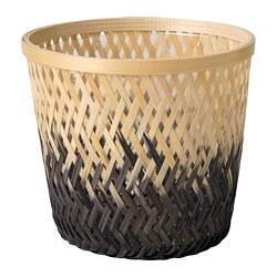 VATTENMELON - 花盆, 竹 原色/黑色 | IKEA 香港及澳門 - PE804194_S3