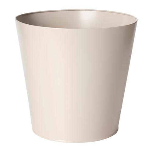VITLÖK - plant pot, in/outdoor beige   IKEA Hong Kong and Macau - PE804218_S4
