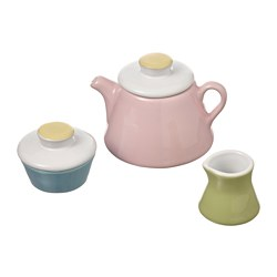 DUKTIG - 3-piece tea playset, mixed colours   IKEA Hong Kong and Macau - PE803212_S3