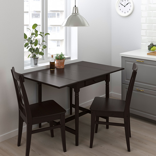INGATORP/INGOLF table and 2 chairs