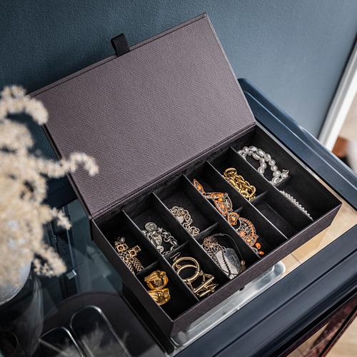 ANILINARE jewellery box with compartments