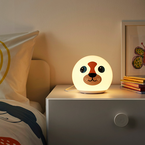 ÄNGARNA - LED座檯燈, 狗   IKEA 香港及澳門 - PE747977_S4
