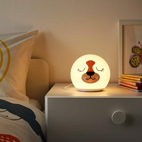 ÄNGARNA - LED座檯燈, 狗   IKEA 香港及澳門 - PE747978_S4