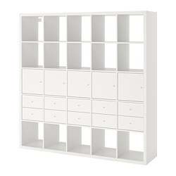 KALLAX - 層架組合連10個貯物格, 白色 | IKEA 香港及澳門 - PE748006_S3