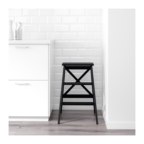 BEKVÄM - 摺梯,3級, 黑色 | IKEA 香港及澳門 - PE602960_S4