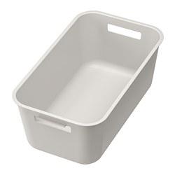 GRUNDVATTNET - washing-up bowl, grey | IKEA Hong Kong and Macau - PE748082_S3