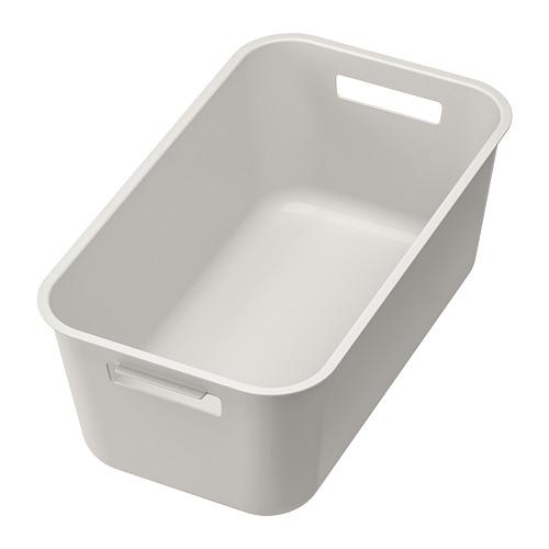 GRUNDVATTNET - 洗滌盆, 灰色   IKEA 香港及澳門 - PE748082_S4