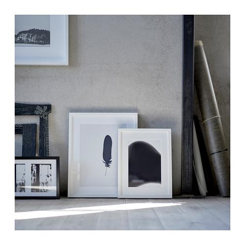 RIBBA - 畫框, 白色 | IKEA 香港及澳門 - PE660071_S4
