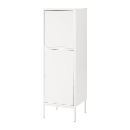 HÄLLAN - 貯物組合連門, 白色   IKEA 香港及澳門 - PE660105_S4