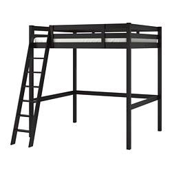 STORÅ - 高架床架, 黑色 | IKEA 香港及澳門 - PE708898_S3