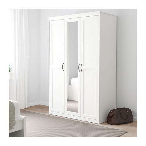 SONGESAND - wardrobe, white | IKEA Hong Kong and Macau - PE660187_S4