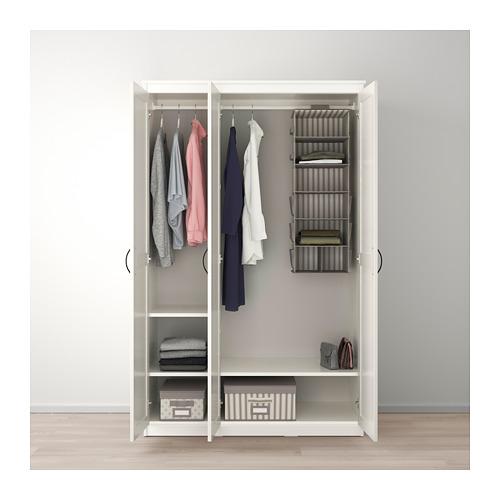 SONGESAND - wardrobe, white | IKEA Hong Kong and Macau - PE660188_S4