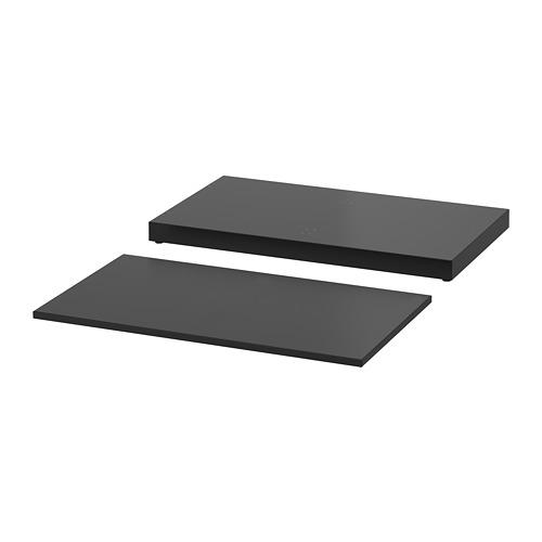NORDLI - top and plinth, anthracite   IKEA Hong Kong and Macau - PE660222_S4