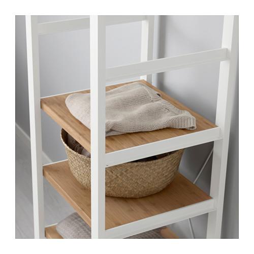 ELVARLI - 邊架, 白色 | IKEA 香港及澳門 - PE603434_S4