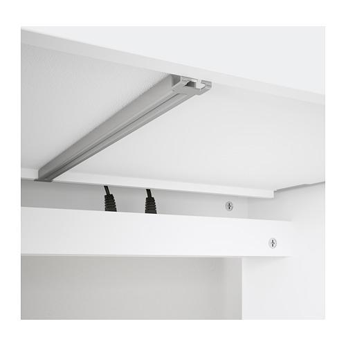 MICKE - 書檯, 105x50x75 cm, 白色 | IKEA 香港及澳門 - PE660337_S4