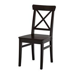 INGOLF - chair, brown-black | IKEA Hong Kong and Macau - PE547815_S3
