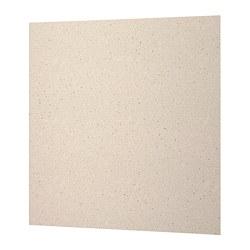 KLINGSTA - 訂造牆板, 米黃色/褐色 仿礦石紋/亞加力膠 | IKEA 香港及澳門 - PE660252_S3