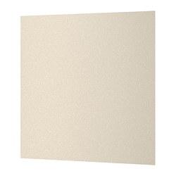 KLINGSTA - 訂造牆板, 米色/白色 仿礦石紋/亞加力膠 | IKEA 香港及澳門 - PE660271_S3
