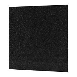 KLINGSTA - 訂造牆板, 黑色/灰色 仿礦石紋/亞加力膠 | IKEA 香港及澳門 - PE660256_S3