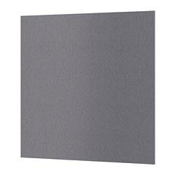 KLINGSTA - 訂造牆板, 灰色/黑色 仿礦石紋/亞加力膠 | IKEA 香港及澳門 - PE660260_S3