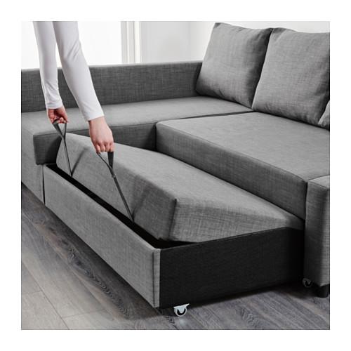 FRIHETEN - corner sofa-bed with storage, Skiftebo dark grey | IKEA Hong Kong and Macau - PE603738_S4