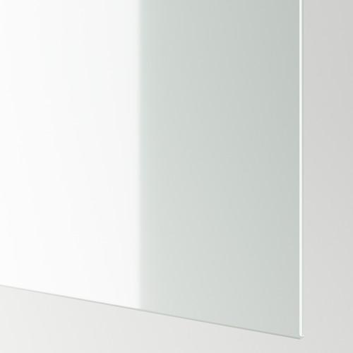 PAX/SEKKEN - 衣櫃組合, 白色/磨砂玻璃 | IKEA 香港及澳門 - PE719050_S4