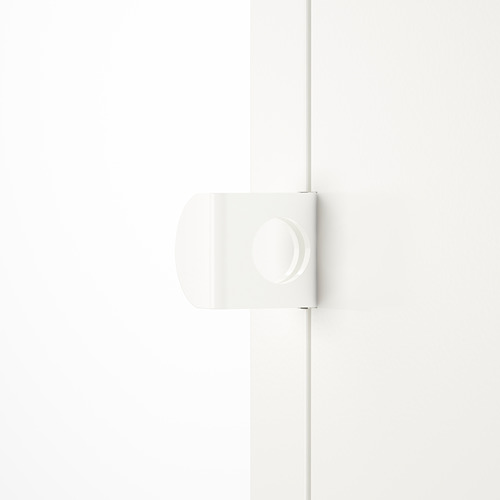 HÄLLAN - storage combination with doors, white | IKEA Hong Kong and Macau - PE663440_S4