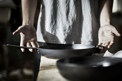 VARDAGEN - 平底煎鍋, 碳鋼 | IKEA 香港及澳門 - PE804415_S4