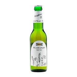 ÖL LJUS LAGER - 淡啤酒(4.7%酒精) | IKEA 香港及澳門 - PE313998_S3