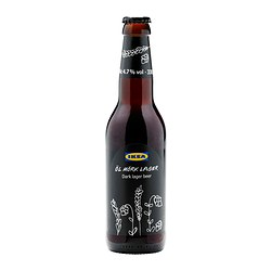 ÖL MÖRK LAGER - 黑啤酒(4.7%酒精) | IKEA 香港及澳門 - PE313997_S3
