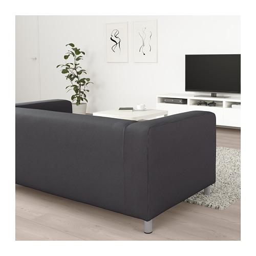 KLIPPAN - 2-seat sofa, Vissle grey | IKEA Hong Kong and Macau - PE709145_S4