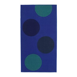 LJÖRSLEV - 短毛地氈, 藍色/綠色 | IKEA 香港及澳門 - PE709170_S3