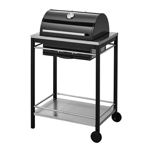 KLASEN - 燒烤炭爐, 不銹鋼 | IKEA 香港及澳門 - PE748666_S4