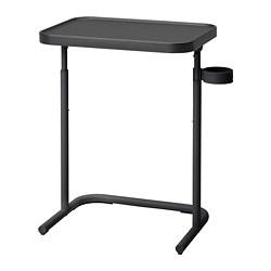 BJÖRKÅSEN - 電腦檯, 炭黑色 | IKEA 香港及澳門 - PE804392_S3