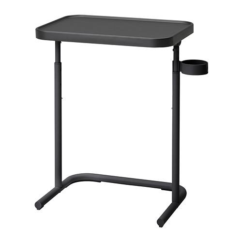 BJÖRKÅSEN - 電腦檯, 炭黑色   IKEA 香港及澳門 - PE804392_S4