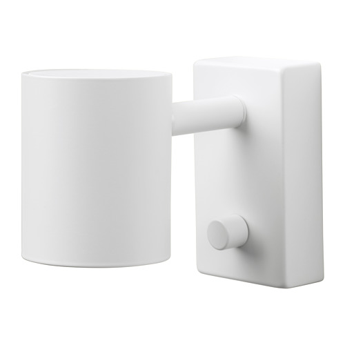 NYMÅNE - 入牆式壁燈/閱讀燈, 白色 | IKEA 香港及澳門 - PE660379_S4