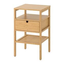 NORDKISA - 床頭几, 竹 | IKEA 香港及澳門 - PE748745_S3