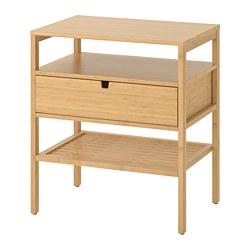 NORDKISA - bedside table, bamboo | IKEA Hong Kong and Macau - PE748759_S3