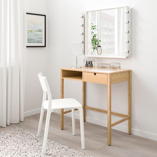 NORDKISA - dressing table, bamboo | IKEA Hong Kong and Macau - PE748751_S4