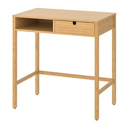 NORDKISA - dressing table, bamboo | IKEA Hong Kong and Macau - PE748752_S3