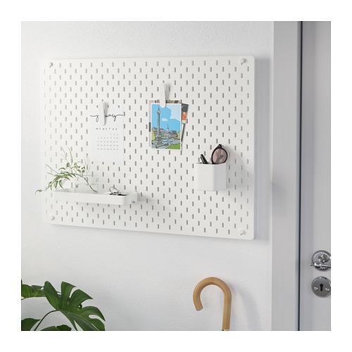 SKÅDIS - pegboard combination, white | IKEA Hong Kong and Macau - PE709251_S4