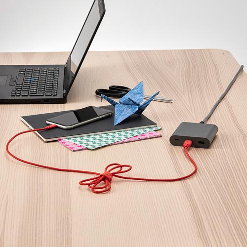 LILLHULT USB至Lightning傳輸線