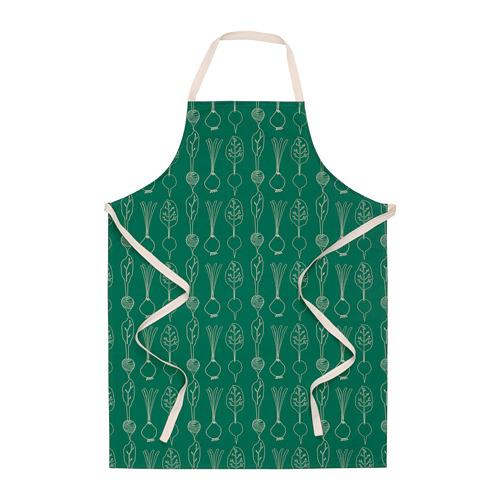 TORVFLY - 圍裙, 圖案/綠色   IKEA 香港及澳門 - PE804596_S4