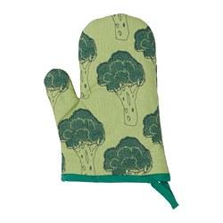 TORVFLY - 隔熱手套, 圖案/綠色 | IKEA 香港及澳門 - PE804608_S3