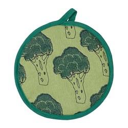 TORVFLY - 隔熱墊, 圖案/淺綠色 | IKEA 香港及澳門 - PE804611_S3