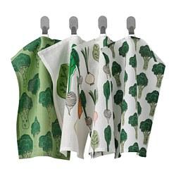 TORVFLY - 抹布, 圖案/綠色 | IKEA 香港及澳門 - PE804622_S3