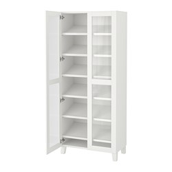 PLATSA - wardrobe with shoe shelf, white/Värd white | IKEA Hong Kong and Macau - PE748855_S3